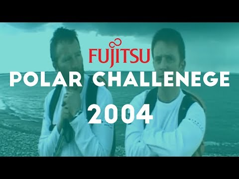 Fujitsu Polar Challenge 2004
