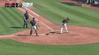 San Francisco Giants Spring Training Highlights: 2-24