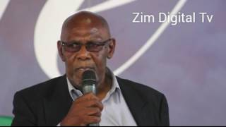"""""""When I die I need an answer to tell the dead War Veterans"""" Dumiso Dabengwa"""