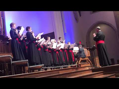 Somewhere (L. Bernstein) - Boy Choristers of St Paul's Cathedral