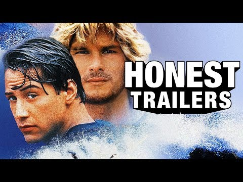 Download Youtube: Honest Trailers - Point Break (1991)