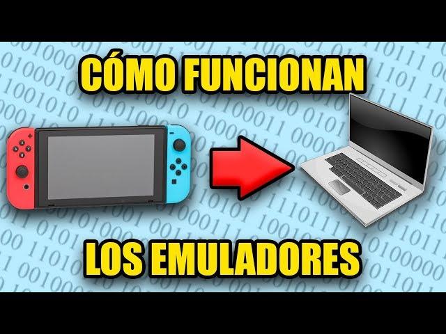 ¿Cómo funcionan los emuladores por dentro?