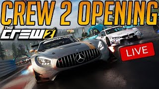 The Crew 2 Playthrough FR