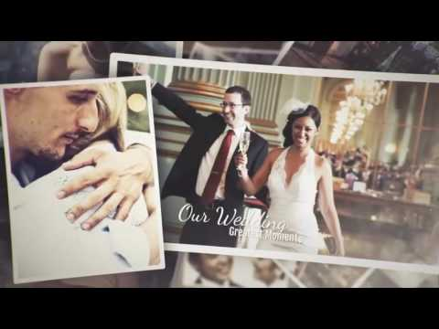 Free After Effects Templates Seize the Day Romantic Slideshow   Free Download AE Project