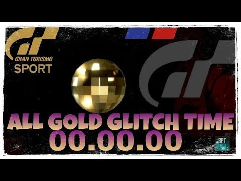GRAN TURISMO SPORT GLITCH TEMPI IMPOSSIBILI !!! COME BATTERE TUTTI I RECORD ORO , GOLD TIME GLITCH