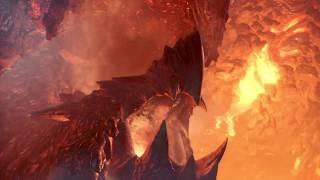 [Monster Hunter: World] Event Quest: Undying Alpenglow (Arch Tempered Zorah Magadros)