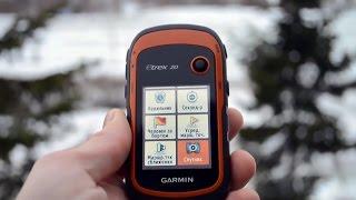 видео Навигаторы туристические. Навигатор для леса - как выбрать?