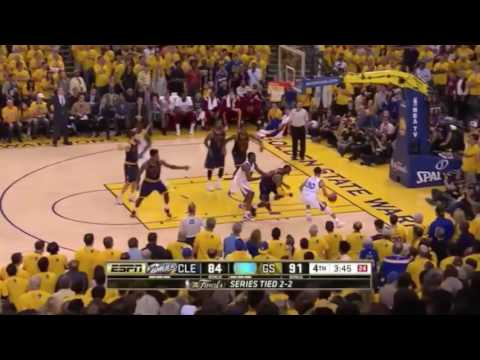 Steph Curry Exposes LeBron's Overrated Defense 2017 NBA Finals
