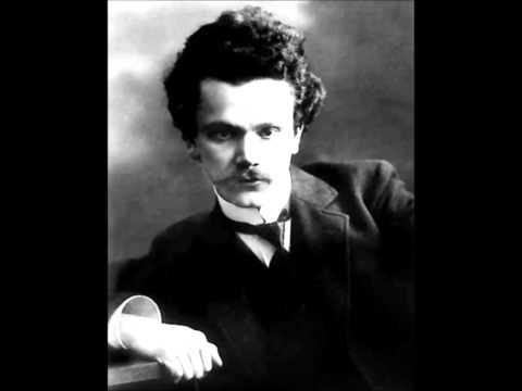 Alexander Goldenweiser plays Grieg Lyric Pieces Op.12