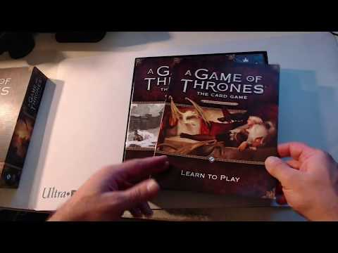 Monopoly: Game of Thrones Board Game Unboxing - YouTube