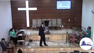 Culto Igreja Presbiteriana da Vila Pompeia - 18 de outubro de 2020