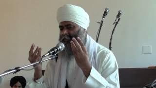 """Bhai  Panthpreet Singh Khalsa """" KARMKAND & PAKHAND""""  August 09 , 2012"""
