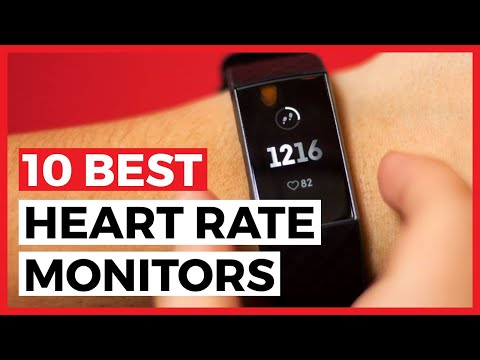 10 Best Heart Rate Monitors in 2020 The Top 10 Heart rate monitors to choose from