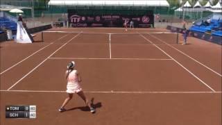 Tomova Viktoriya v Schmiedlova Anna Karolina - 2017 ITF Budapest