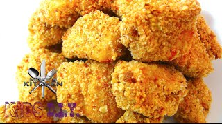 How to make Chicken Nuggets - Kids DIY Recipe Thumbnail