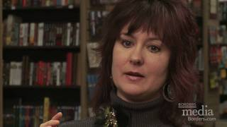 Joss Ware, a.k.a. Colleen Gleason, talks about Beyond the Night on Borders True Romance