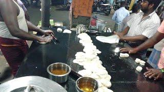 3 Am tiffin in  kumbakonam | Dinner in 10 rupees |  Ceylon parotta kumbakonam | Deva aandavan hotel