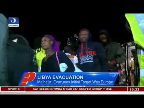 Massive Repatriation Of Nigerians From Libya Will Continue - NEMA | Question Time |