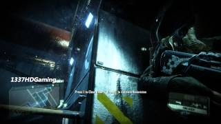 Lets play Crysis 3 - Part 3 - Into the Fray - Gameplay and Walkthrough
