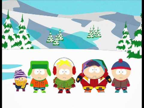 South Park Song Montage :P