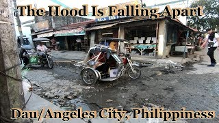 The Hood Is Falling Apart Again : Dau/Angeles City, Philippines