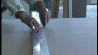 Технология работы с гипсокартоном