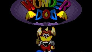 Mega-CD Longplay [098] Wonderdog