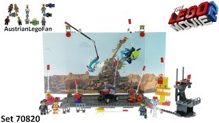 обзор набора 70820 Lego Movie Maker