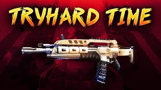BO2 SnD Tryhard Time - The Legendary M8A1