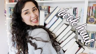 Huge Spring Book Haul!