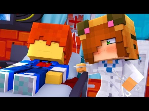 Minecraft Daycare - DOCTOR TINA !? (Minecraft Roleplay)