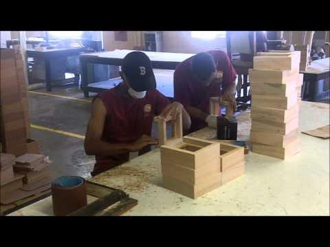 GCD Box Factory Tour