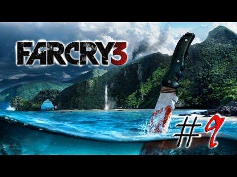 Смотреть прохождение игры Far Cry 3. Серия 9 - Пропавшая экспедиция.