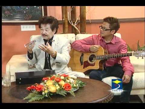 MC Trần Quốc Bảo phỏng vấn nhạc sĩ Tòng Sơn tháng 9/2010 (part 2)