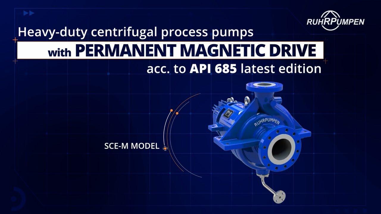 Ruhrpumpen - Specialist for Pumping Technology | Pump Manufacturer