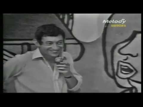 Serge Gainsbourg - Comic Strip HD (Télé Mélody) mp3