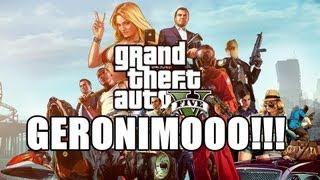 Grand Theft Auto V - GERONIMOOO!!!