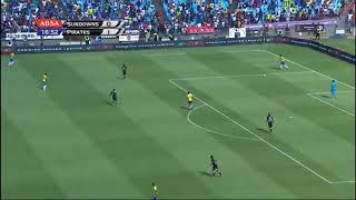 Orlando Pirates vs Mamelodi Sundowns 2nd and third goal