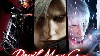 CGRundertow DEVIL MAY CRY HD COLLECTION for Xbox 360 Video Game Review