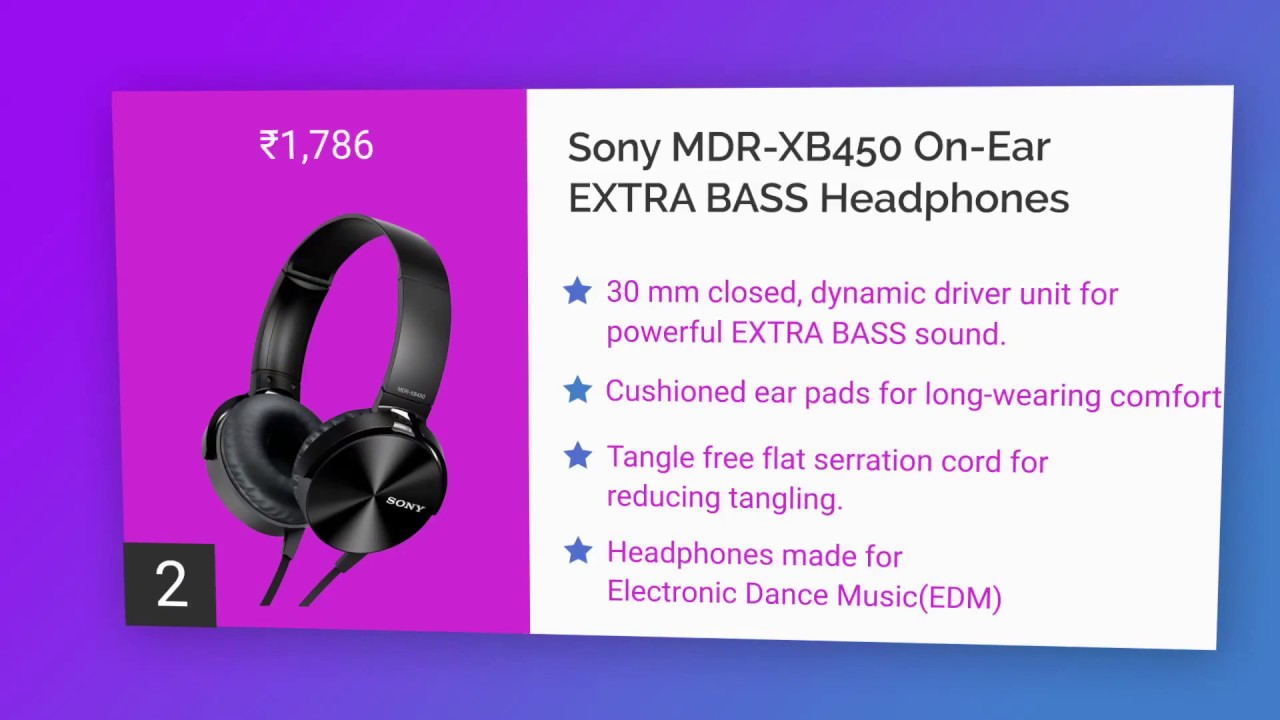 c656702186e Top 5 Headphones Under Rs.4000 | 2018. Best Products In India