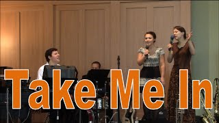 Take Me In - I Just Want To Be Where You Are - Petra and Don Moen Cover