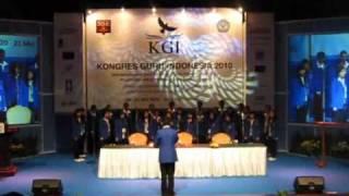 Hymne Guru - Seraf Voce SSE saat tampil di KGI