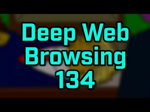 GAMING CREEPYPASTAS!?! - Deep Web Browsing 134