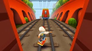 ⭐ Subway Surfers (2019) - Gameplay #3 (HD) [1080p60FPS]