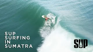Video SUP Surfing in Sumatra download MP3, 3GP, MP4, WEBM, AVI, FLV September 2018