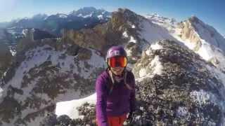 Chemmy VLOG 1 - The Snow Bikini