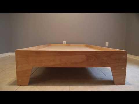 Rocket Design Furniture - DIY Platform Bed