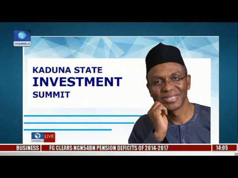 Kaduna State Investment Summit Day 2 Pt 1
