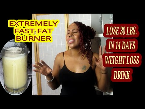 lose-30-lbs.-in-14-days-||-extremely-fast-pineapple-weight-loss-drink