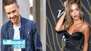 Download Lagu Liam Payne & Rita Ora Tease 'Fifty Shades Freed' Duet, 'For You' | Billboard News Mp3